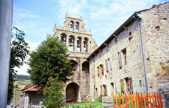 Eglise de Margeride