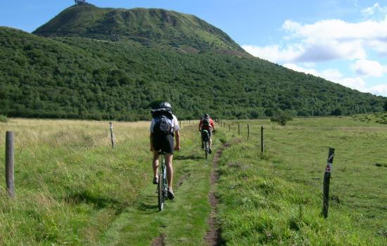 GTMC à travers les volcans d'Auvergne