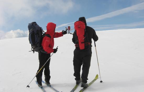 Question d'orientation sur le Mt Lozère