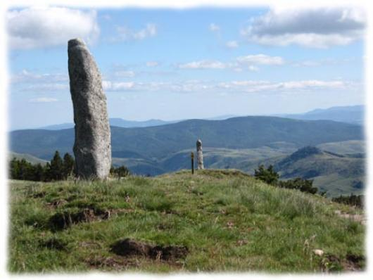 Sheep-tracks and transhumance in Cévennes