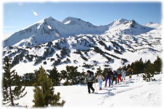 Depart pour les sommets du Capcir et les lacs d'altitude