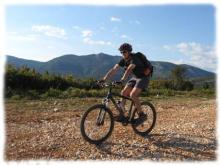 Mountain Biking Languedoc