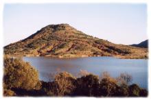 Lac du Salagou et son riche passé géologique
