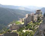 Chateaux de Peyrepertuse