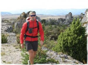 adventure through the Larzac plateau, south Massif Central