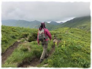 Itinérance randonnée dans les Monts du Cantal